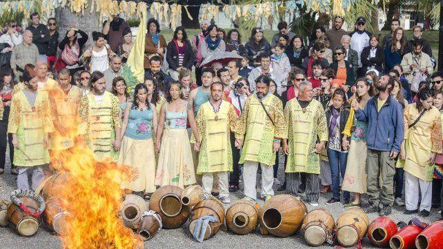Música. La Yaguarona