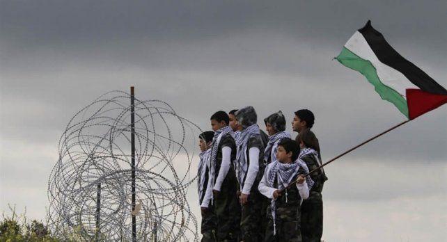 La ONU exigió a Israel que cese en su ocupación de territorio palestino