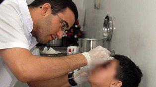 Tres niños sufrieron heridas en sus ojos por el uso de pirotecnia