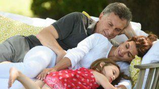 Macri descansa en Villa la Angostura junto a su familia