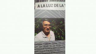 Autor. Calderón Correa nos sumerge en los saberes milenarios.