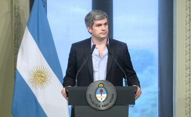 Marcos Peña: Macri le pidió la renuncia a Prat-Gay