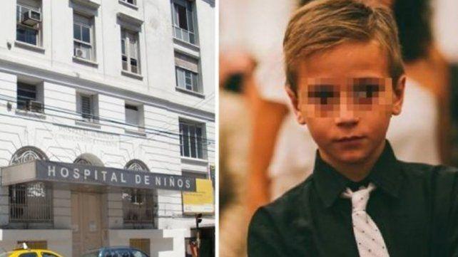 Murió Brian, el nene de 14 años baleado por motochorros en Flores