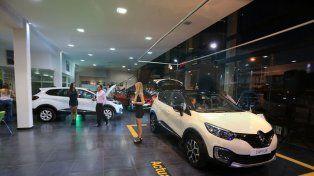 El patentamiento de vehículos 0 km superó las 700.000 unidades este año