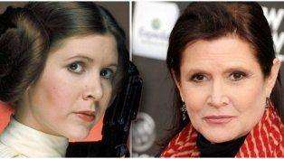 Murió Carrie Fisher, la actriz que interpretó a la Princesa Leia en Star Wars
