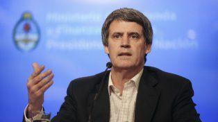 Prat Gay se reúne hoy con su sucesor Nicolás Dujovne para encarar la transición ministerial