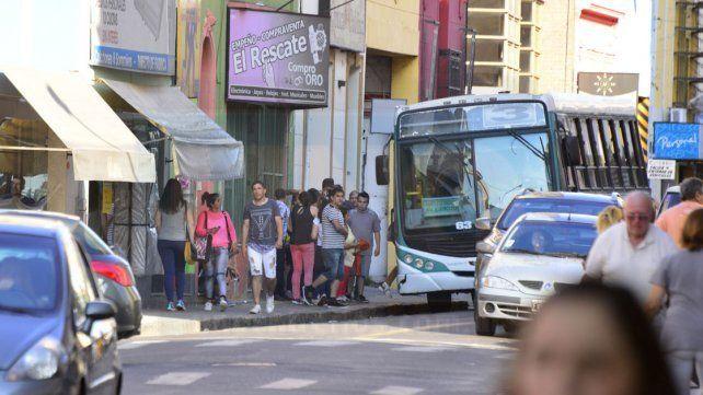 Transporte público de Paraná.