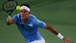 Del Potro no estaría ante Italia por la Copa Davis