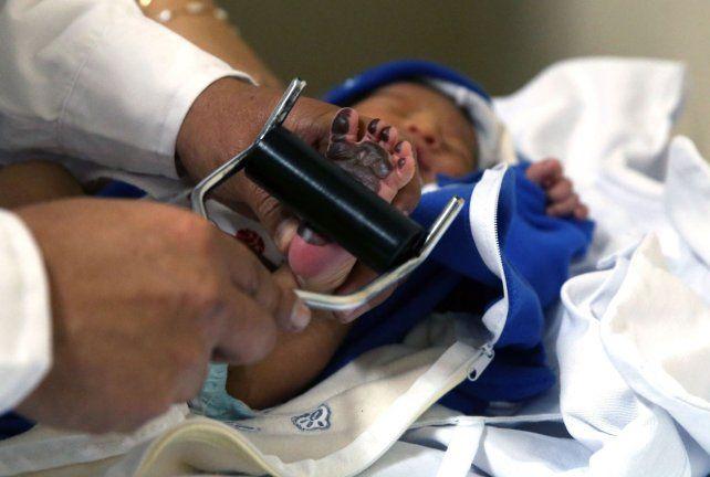 Se pone en marcha la nueva modalidad de registro de recién nacidos