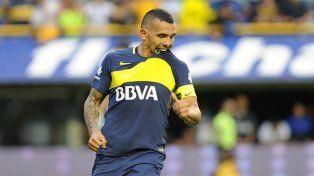 Tevez firmó en China con una cláusula de regreso a Boca