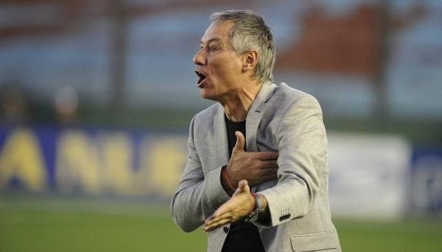 Holan elegido para ser el técnico de Independiente