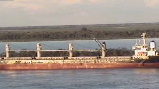 Secuestraron un barco con 7 toneladas de marihuana en Zárate