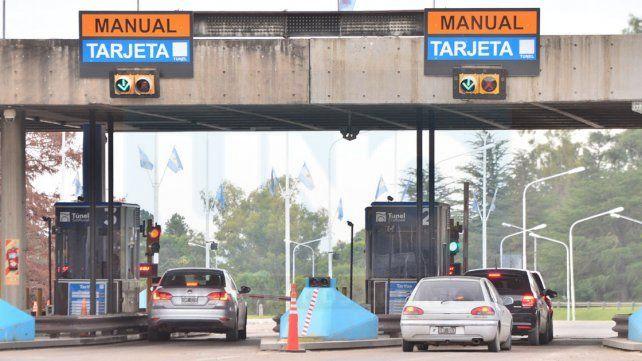 El Túnel Subfluvial actualizará tarifas desde las 0 horas del domingo