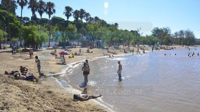 Con temperaturas que llegan a los 40 grados, una ola de calor cubre el país