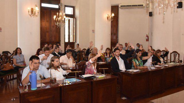 Unánime. Crearon una comisión de seguimiento en el Concejo para controlar las inversiones.