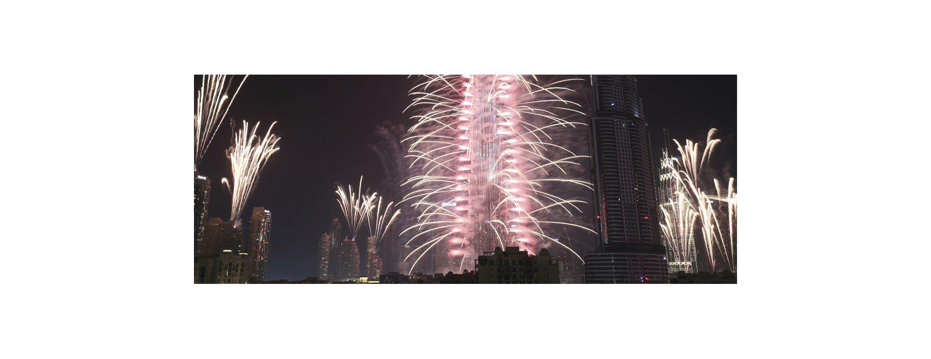 Diferentes ciudades del mundo reciben el Año Nuevo