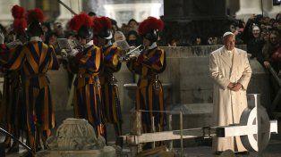 El papa Francisco pidió trabajos dignos y genuinos para la juventud en el Tedeum de fin de año