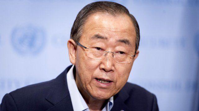 Ban Ki-moon dejará la ONU tras 10 años al frente del organismo