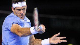 Del Potro no jugaría la Copa Davis ante Italia