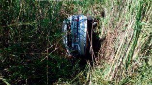 Una familia entrerriana tuvo un fatal accidente en Corrientes, una bebe perdió la vida