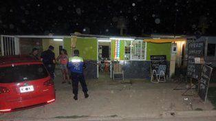Inseguridad. La víctima llegaba al barrio Planta Emisora.