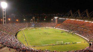 En el estadio Minella será sede del primer superclásico del año.