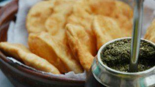 Una receta fácil para hacer tortas fritas