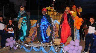 Invitan a niños a participar de la 53º edición de la Fiesta Provincial de los Reyes Magos