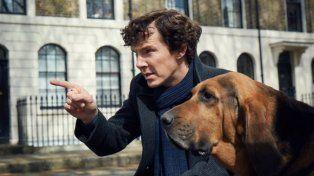 Arrancó la 4ta temporada de Sherlock
