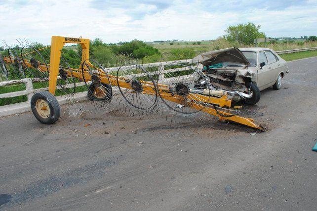 Otra muerte en una ruta entrerriana