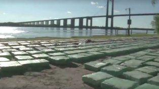 Revelan el transporte de marihuana en barco hasta el delta entrerriano
