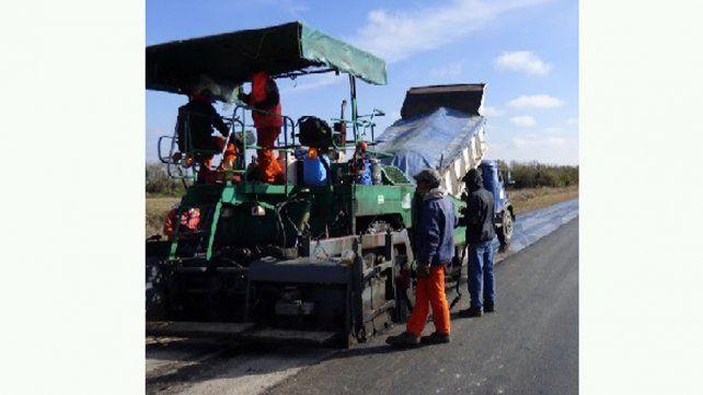 Comenzaron tareas de fresado sobre el acceso sur a Paraná