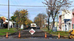 Deterioro. Harán arreglos en calles del centro y de los barrios.