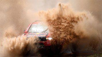 El qatarí se impuso con un tiempo de 2541, seguido por los españoles Pons, Roma y Sainz.