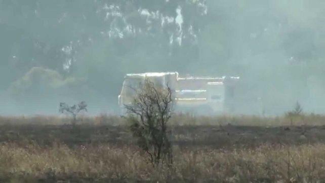 Más de 500.000 hectáreas afectadas por incendios en La Pampa y Buenos Aires