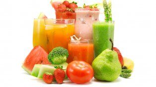Fresquísimos y refrescantes licuados frutales