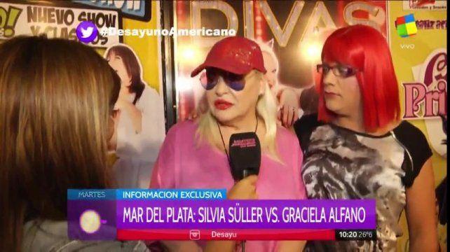 Silvia Süller le dijo genocida a Graciela Alfano y la acusó de marcar con el dedito
