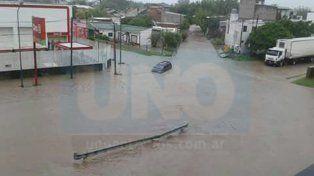 Residentes de zonas inundadas podrán comprar alimentos en cuotas
