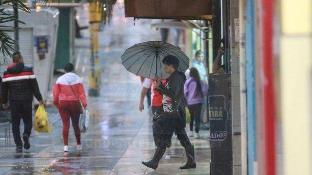 Continua el alerta por tormentas fuertes en Entre Ríos