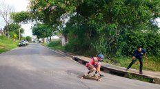 los video de las bajadas por el barrio de pescadores