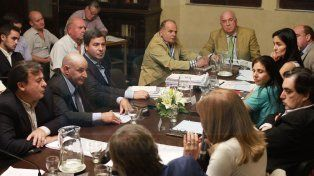 Comisión. Los diputados asumen el nuevo rol de fiscales.