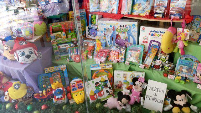 Los que buscaron precios en Navidad reconocen que bajaron los valores de algunos juguetes. Foto UNO