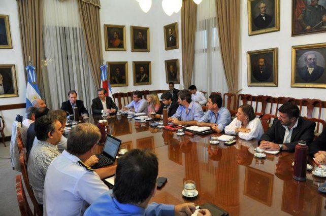 El gobierno provincial prevé invertir 850 millones de pesos en obras viales