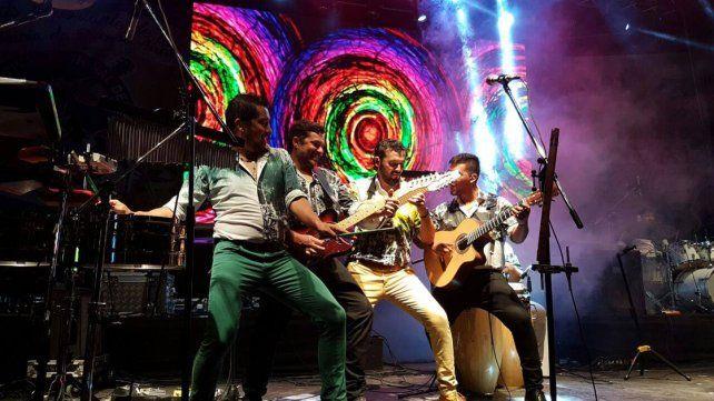 Desde Jujuy. Los Tekis le darán un toque norteño al festival que se destaca por su sonido del Litoral.