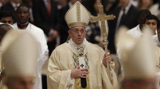 El papa Francisco aseguró que el hambre y la malnutrición no son fenómenos naturales