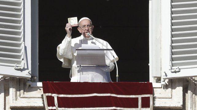 El papa Francisco criticó la cultura del ganar cueste lo que cueste