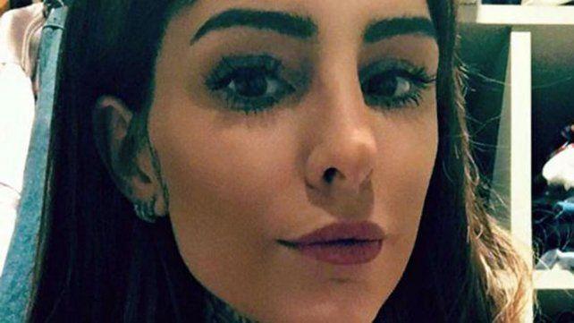 Candelaria Tinelli subió una selfie hot a Instagram
