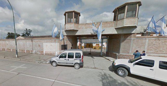 La ppolicía local junto con la entrerriana allanaron la Unidad Penal N° 7. Foto Street View.