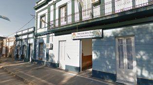 La investigación comenzó en Nogoyá. Foto Street View.