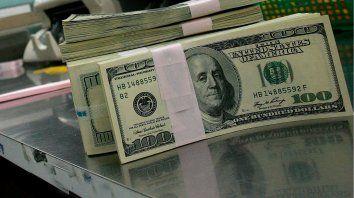 el central no vendio reservas y el dolar cayo 10 centavos
